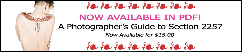 A Photographer\'s Guide to Section 2257 - NOW IN PDF